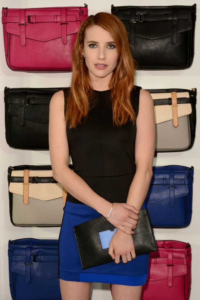 Emma Roberts - REED x Kohl's Collection Launch Dinner in New York City