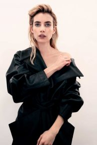 Emma Roberts - S Moda Magazine (April 2020)