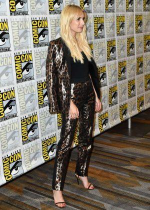 Emma Roberts - 'Scream Queens' Press Line at Comic-Con