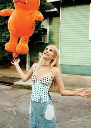 Emma Roberts - Teen Vogue (November 2015)
