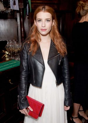 Emma Roberts - The Lady Dior Party in London