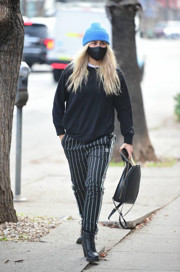 Emma Slater - Is seen in Los Angeles