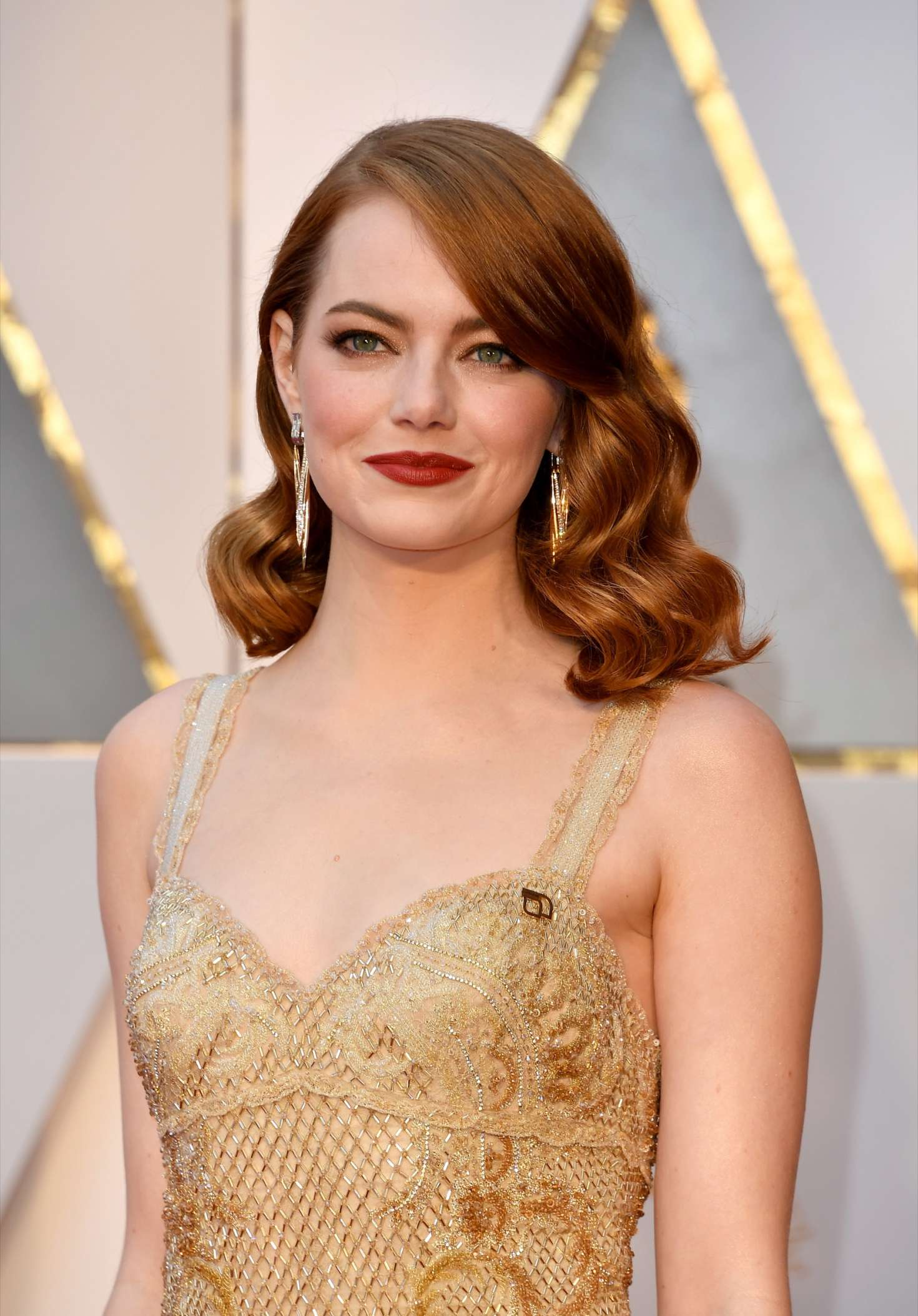 Emma Stone - 2017 Academy Awards in Hollywood