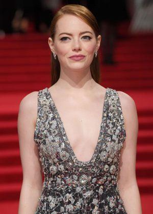 Emma Stone - 2017 British Academy Film Awards in London  Emma Stone