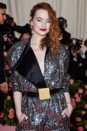 Emma Stone - 2019 Met Gala in NYC