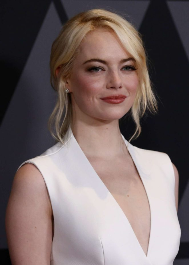 Emma Stone - 9th Annual Governors Awards in Hollywood