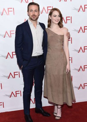 Emma Stone - AFI Awards Luncheon in Los Angeles