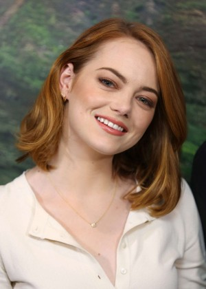 Emma Stone - 'Aloha' Screening in London