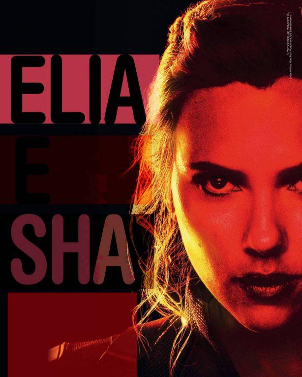 Emma Stone and Scarlett Johansson - Best Movie (April 2021)