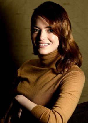 Emma Stone - Denver Film Festival Portraits (November 2016)
