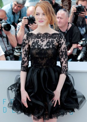 Emma Stone - 'Irrational Man' Photocall at 2015 Cannes Film Festival
