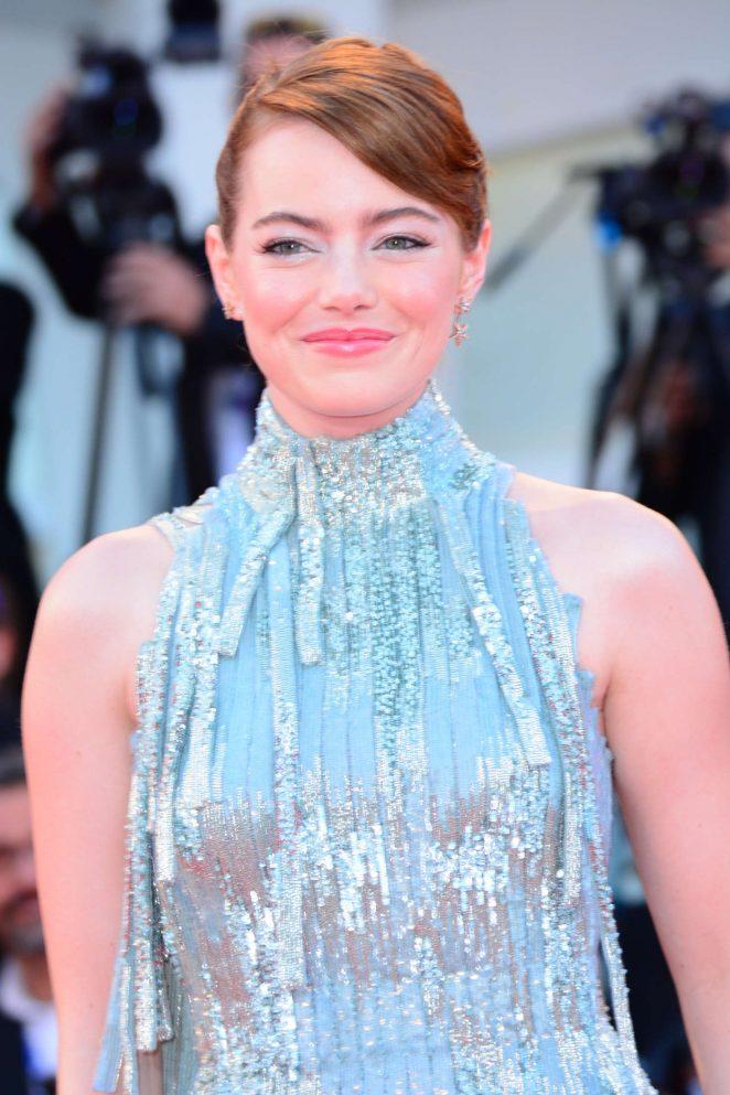 Emma Stone - 'La La Land' Premiere at 73rd Venice Film Festival in Italy