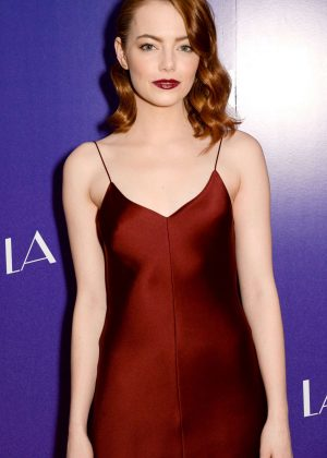 Emma Stone - 'La La Land' Screening in London