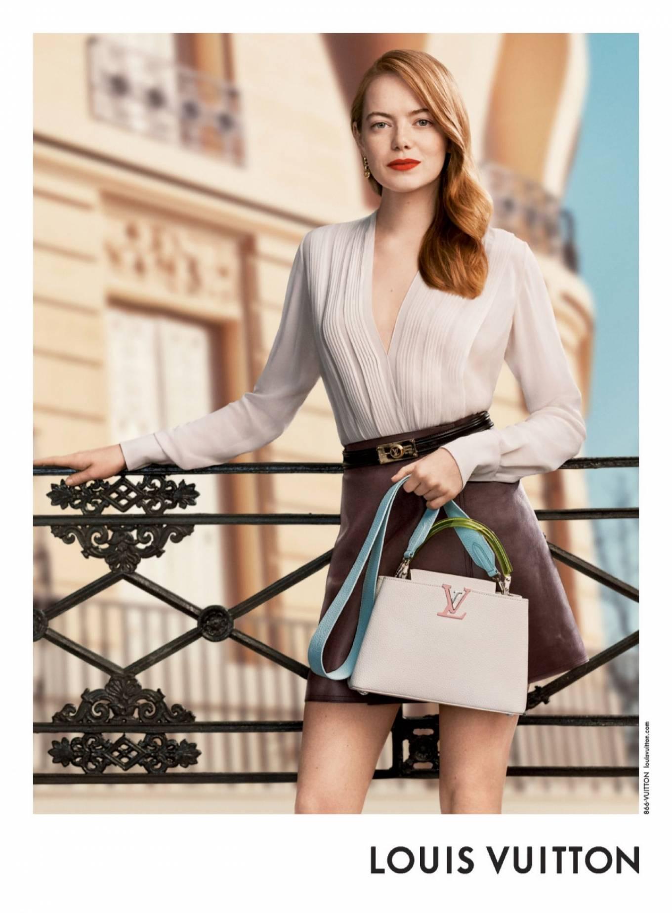 Emma Stone - Louis Vuitton 2020 Pre Fall