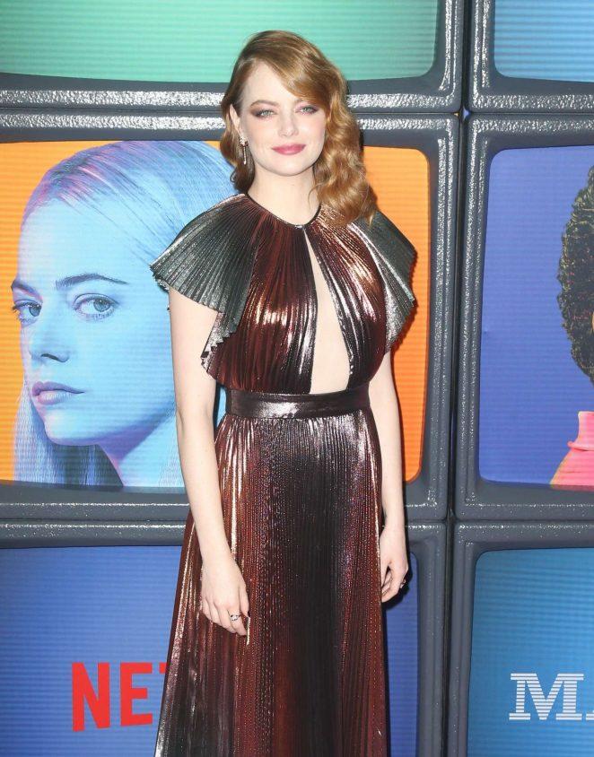 Emma Stone - 'Maniac' Premiere in New York