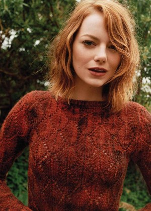 Emma Stone: The Wall Street Journal 2015 -03