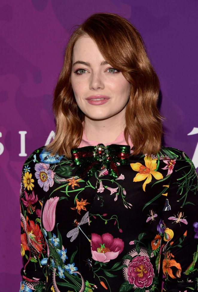 Emma Stone - Variety and WWD Host 2nd Annual StyleMakers Awards in LA