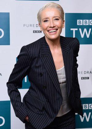 Emma Thompson - 'King Lear' Screening in London