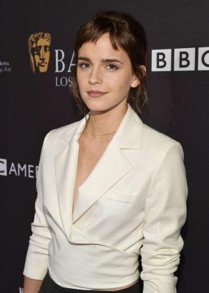 Emma Watson - 2018 BAFTA Los Angeles Tea Party in Los Angeles