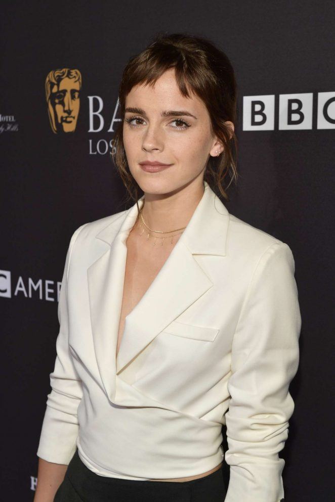 Emma Watson - 2018 BAFTA Los Angeles Tea Party in Los Angeles