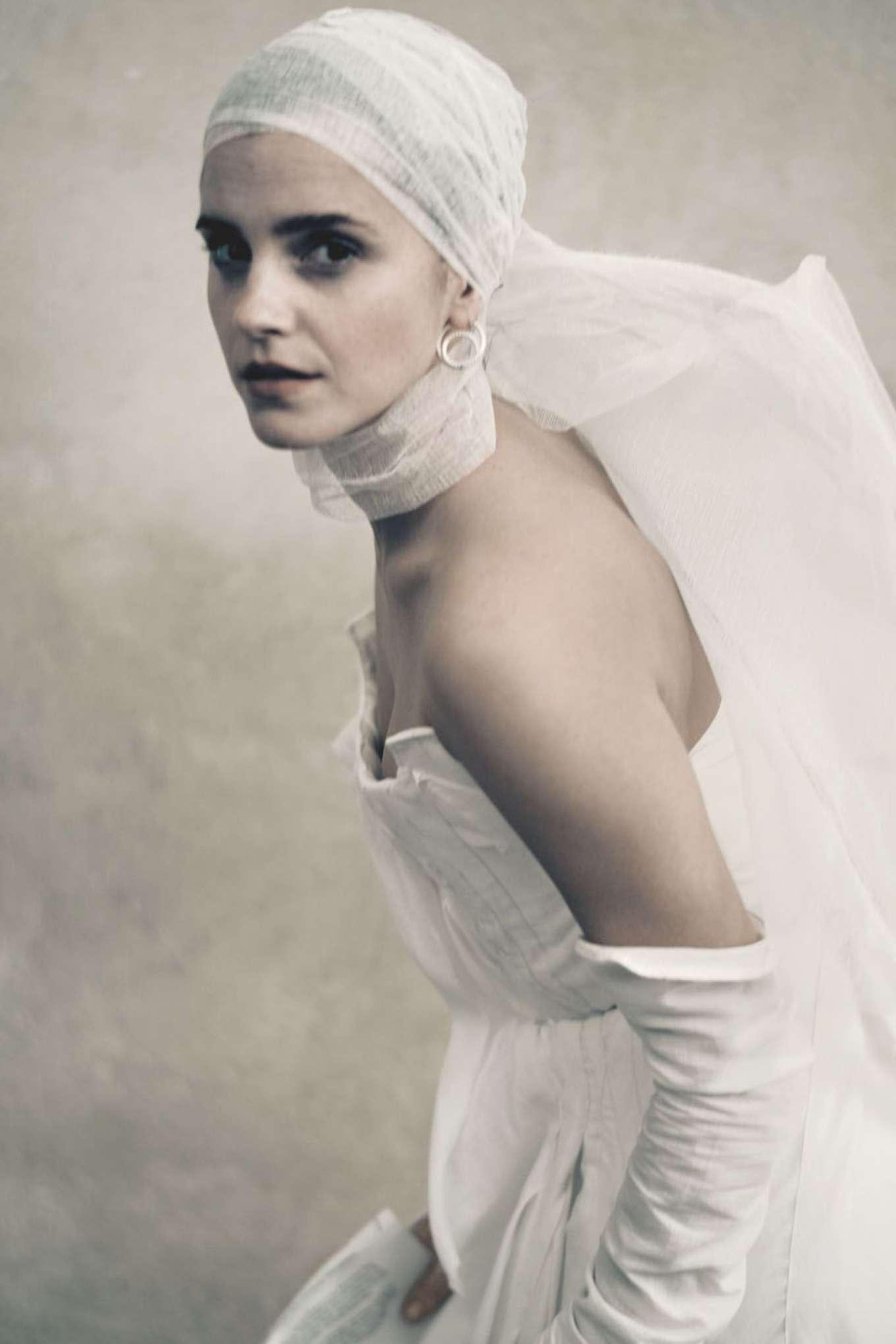 Emma Watson - 2020 Pirelli Calendar by Paolo Roversi 2019