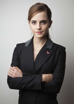 Emma Watson at the World Economic Forum in Davos