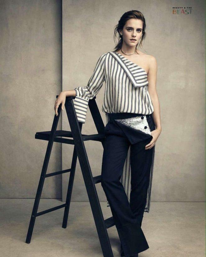 Emma Watson - Attitude Magazine (April 2017)