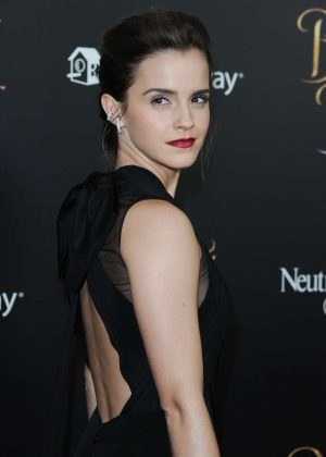 Emma Watson - 'Beauty and the Beast' Premiere in New York City