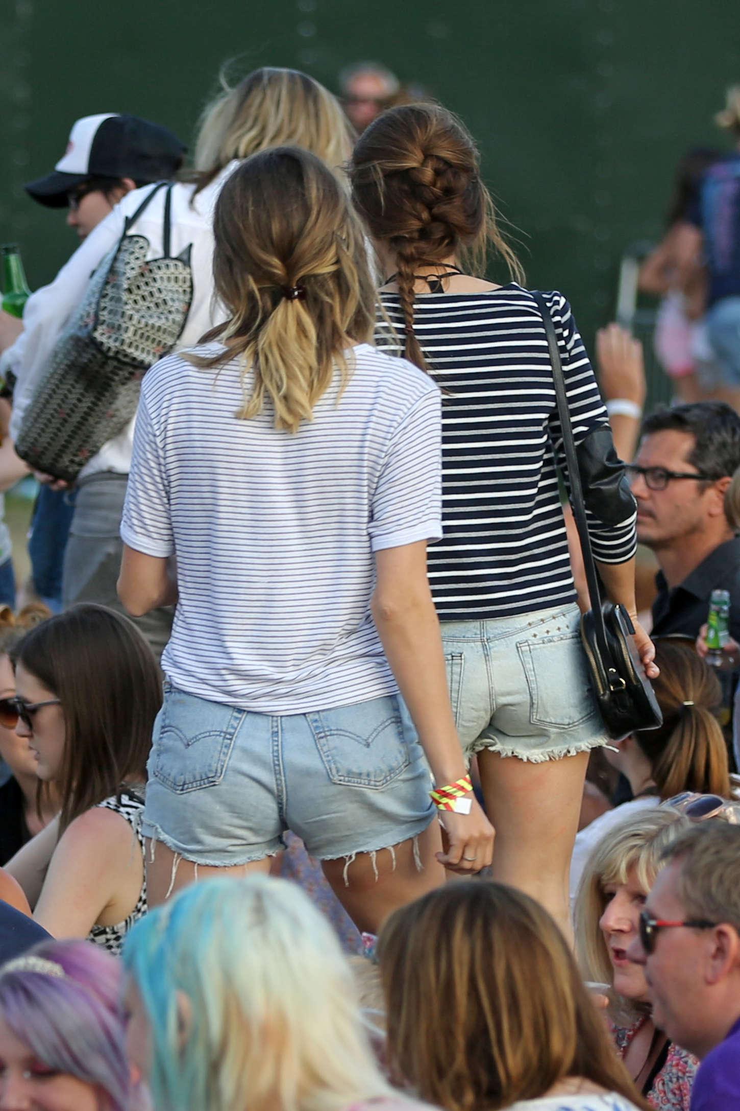 Emma Watson in Jeans S...