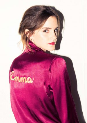 Emma Watson by Jake Rosenberg Photoshoot (March 2017)