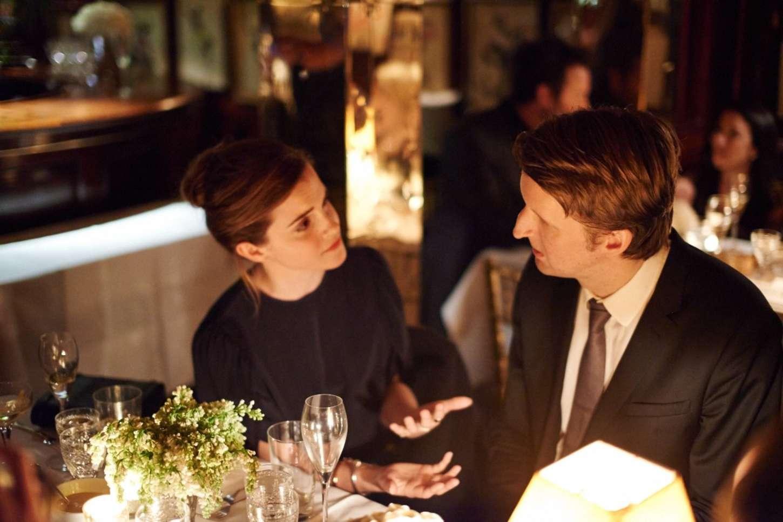 Emma Watson 2015 : LEmma Watson: Charles Finch and CHANEL Pre-BAFTA Party -04