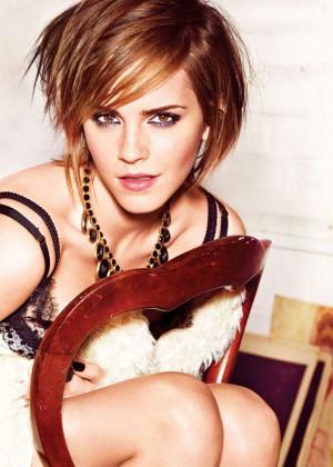 Emma Watson - CLEO Singapore Magazine (October 2015)