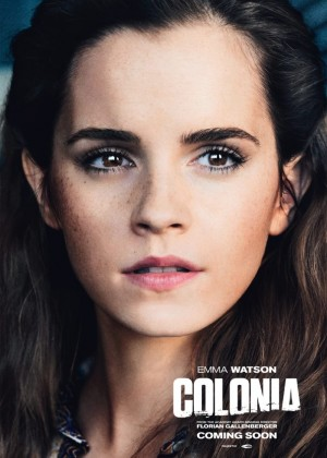 Emma Watson - Colonia Poster and Still
