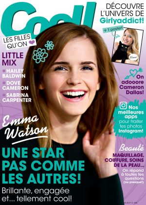 Emma Watson - Cool! France Magazine (April 2017)