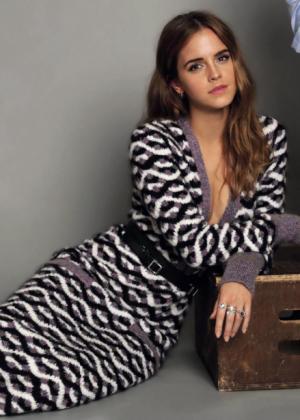 Emma Watson - Elle Spain Magazine (October 2015)