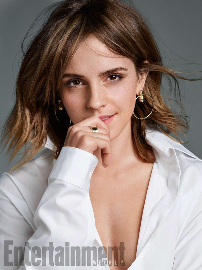 Emma Watson - Entertainment Weekly (February/March 2017)