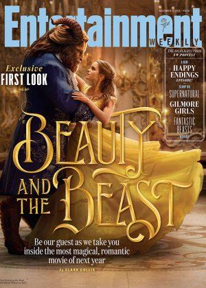 Emma Watson - Entertainment Weekly (November 2016)
