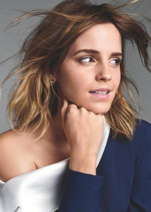 Emma Watson for Entertainment Weekly (March 2017)