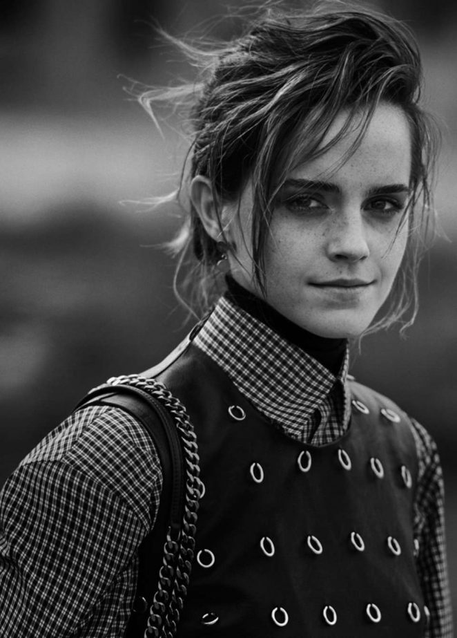Emma Watson for Interview Magazine (May 2017)