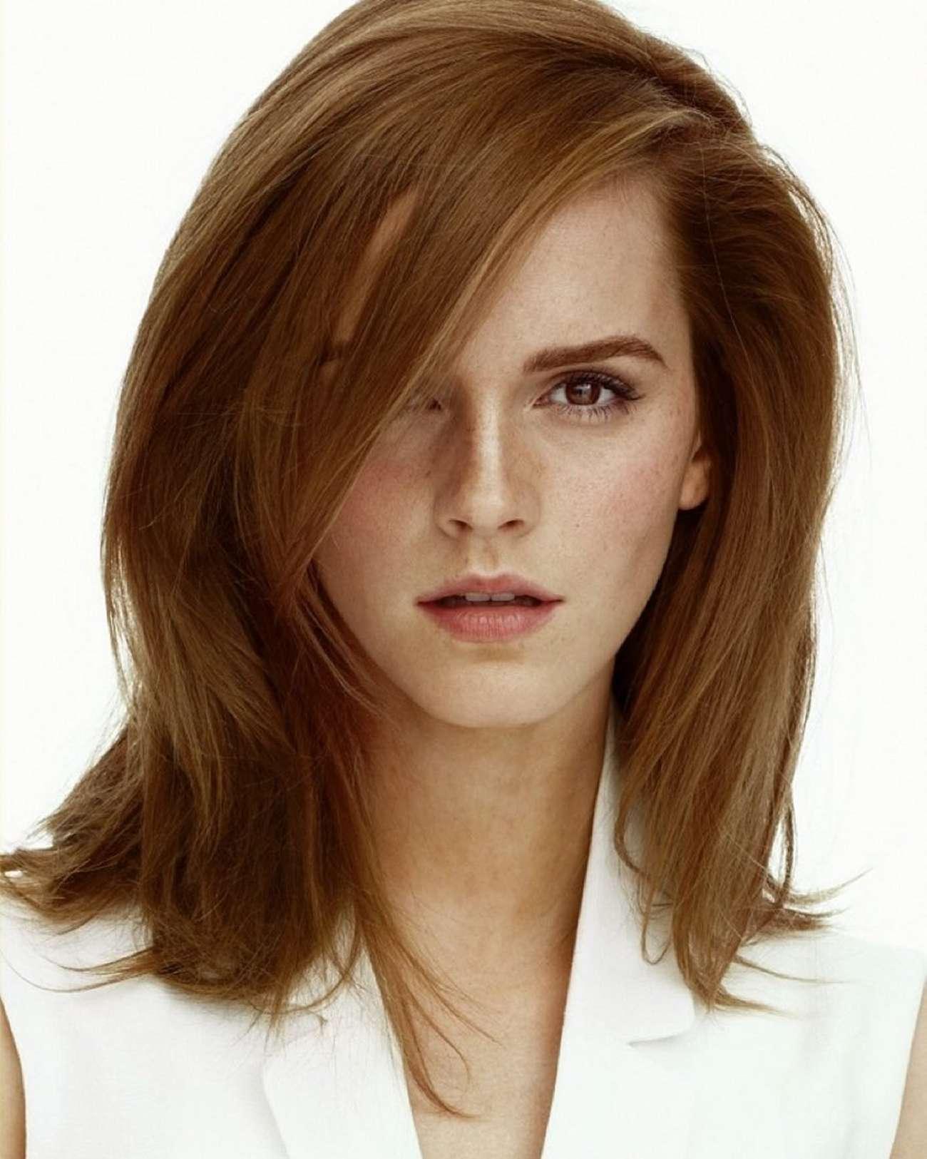 Emma Watson - 'Goodreads' Profile Picture