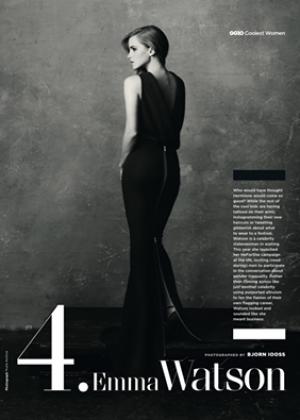 Emma Watson - GQ UK 2015 -01