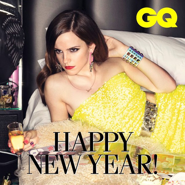 Emma Watson - GQ UK Magazine (February 2015)