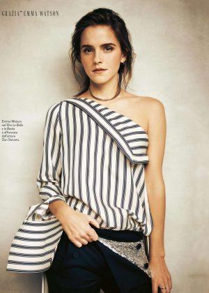 Emma Watson - Grazia Italy Magazine (March 2017)