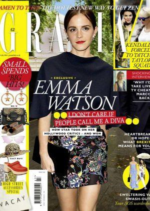 Emma Watson - Grazia UK Magazine (July 2016)