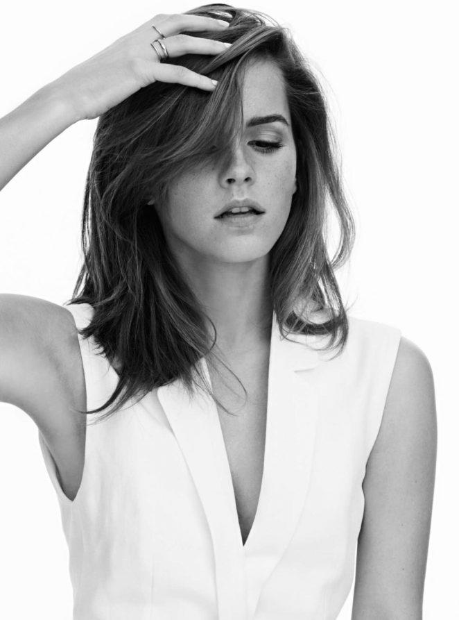 Emma Watson - Harper's Bazaar UK (December 2016)