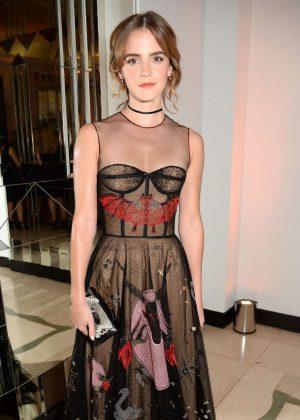 Emma Watson - Harper's Bazaar Women of the Year Awards in London