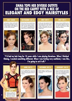 Emma Watson: HOLA Philippines 2015 -02