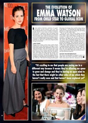 Emma Watson: HOLA Philippines 2015 -04