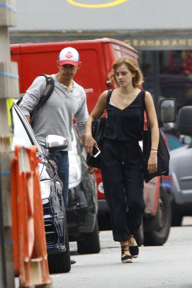 Emma Watson in Black -05