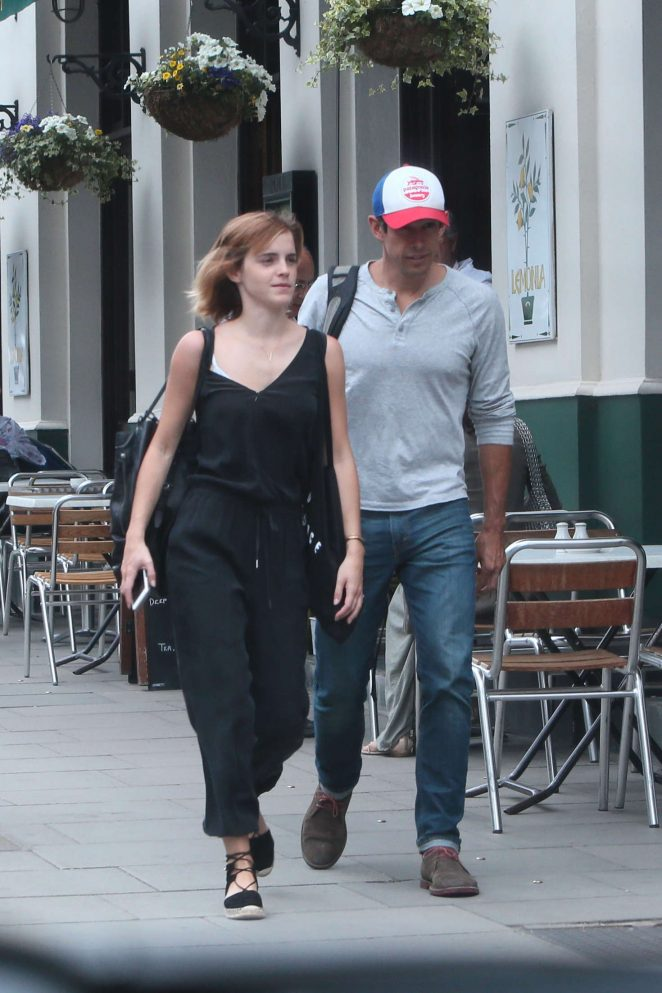 Emma Watson in Black -06